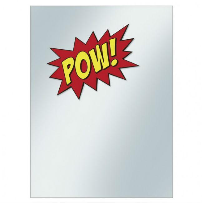 """""""POW"""" Printed Deck Protector Covers"""