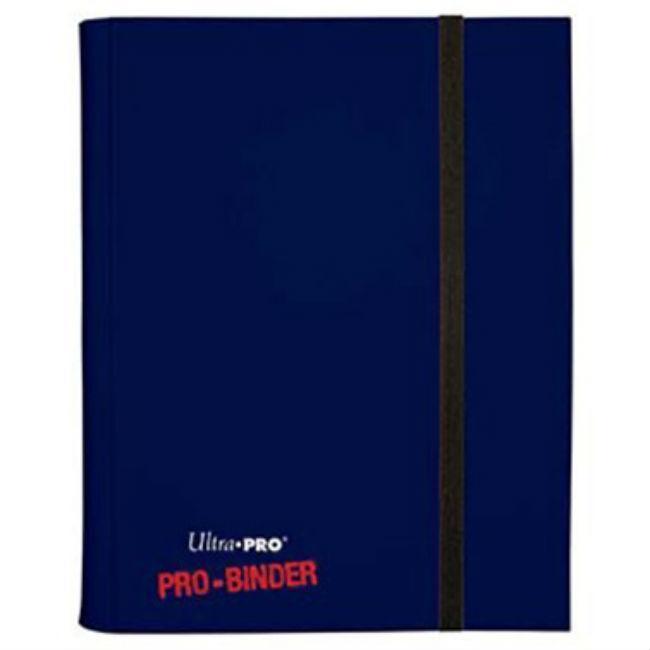 PRO-Binder (9 Pocket) Blue