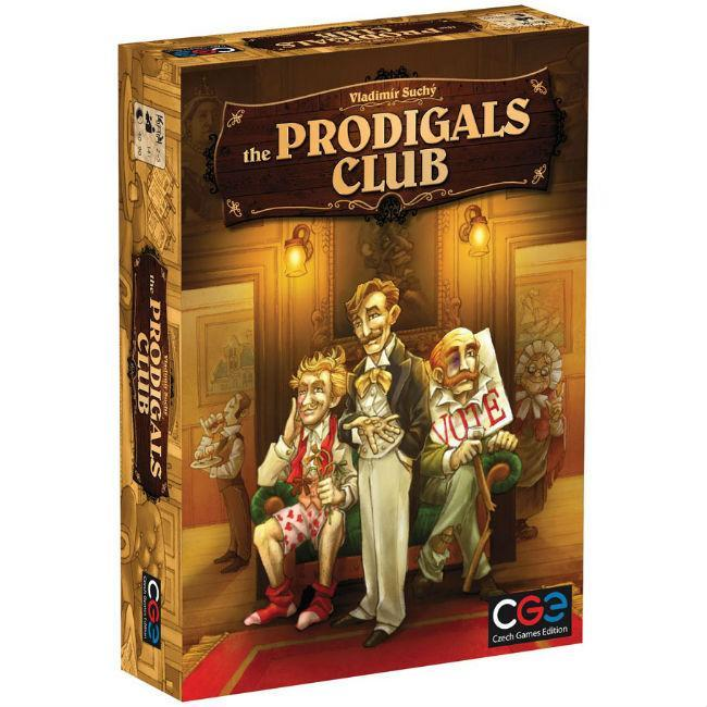 Prodigals Club Board Game