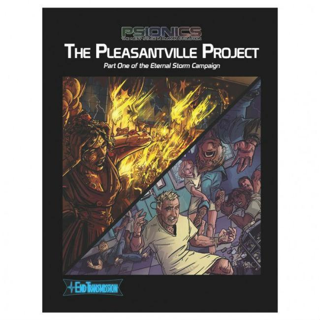 Psionics The Pleasantville Project