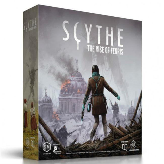 Scythe: The Rise of Fenris Board Game Stonemaier Games