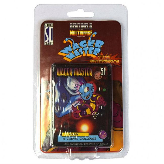 Sentinels of the Multiverse Wager Master Game