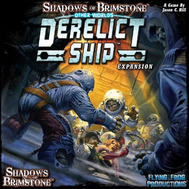 Shadows of Brimstone: Other Worlds ‰ÛÒ Derelict Ship