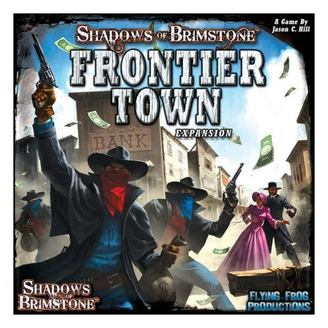 SoB Frontier Town Expansion