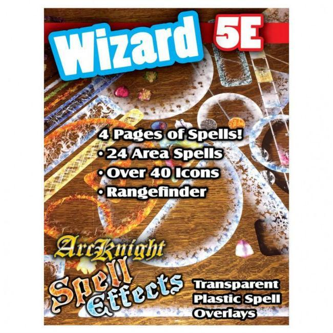Spell Effects 5E Wizard