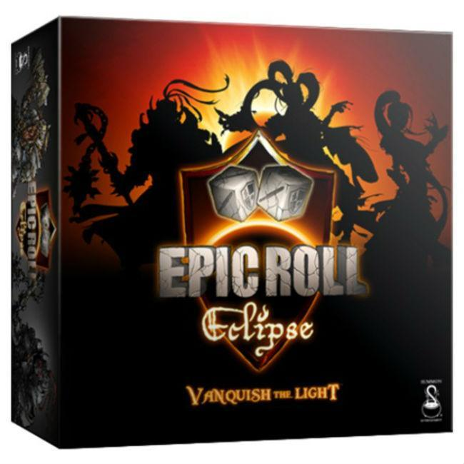 Summon Entertainment: Epic Roll Eclipse Board Game