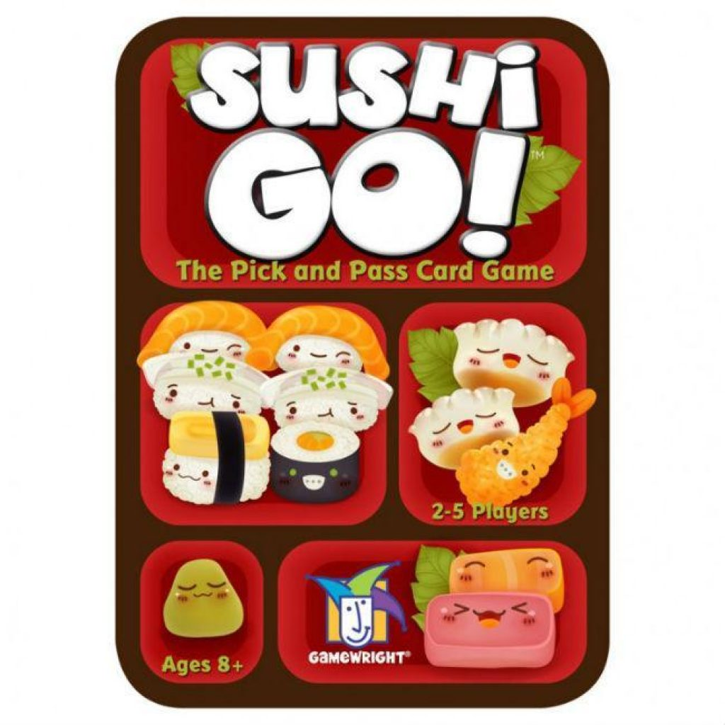 Sushi Go! Card Game Gamewright