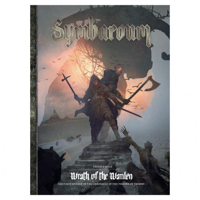 Symbaroum: Thistle Hold Wrath of Warden