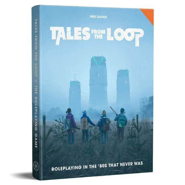 Tales from the Loop (HC) Role Playing Games Modiphius Entertainment