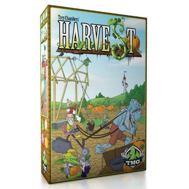 Tasty Minstrel:  Harvest Board Games