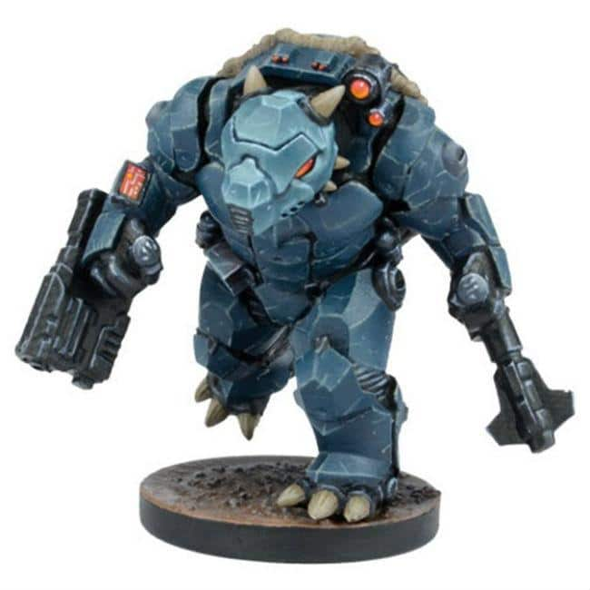 Teraton Shock Trooper - Deadzone Miniatures Mantic Entertainment Ltd.