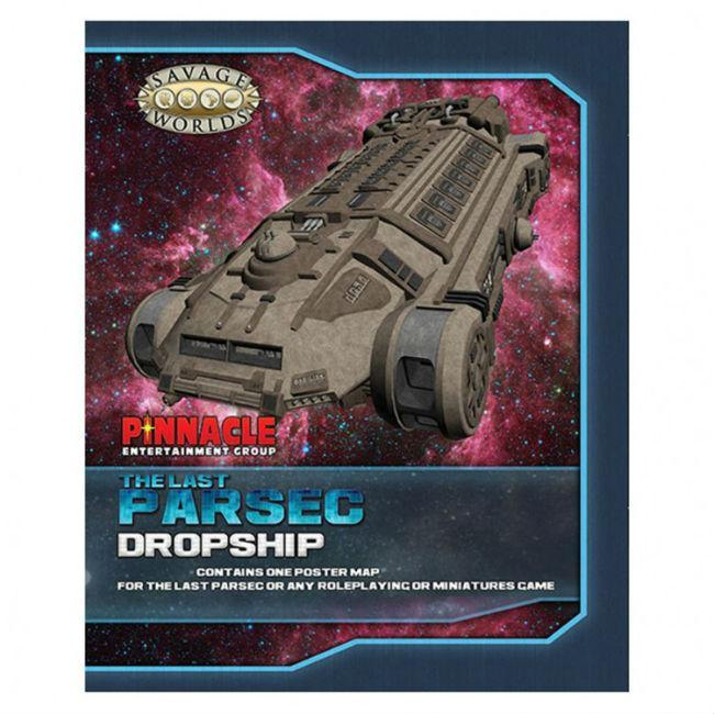 The Last Parsec: Dropship/Freighter Map Set