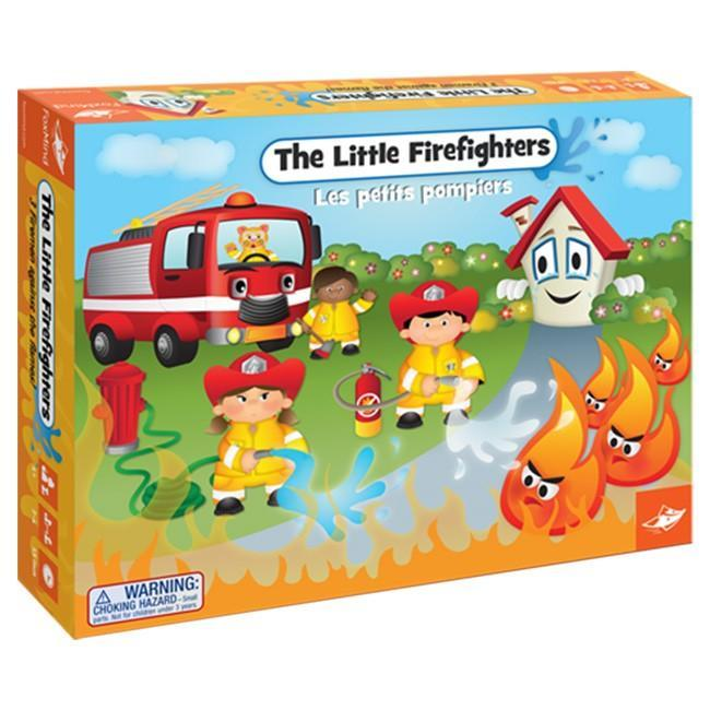 The Little Firefighters Board Game FoxMind