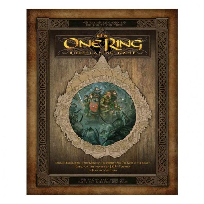 The One Ring Role Playing Games Cubicle 7 Entertainment Ltd.