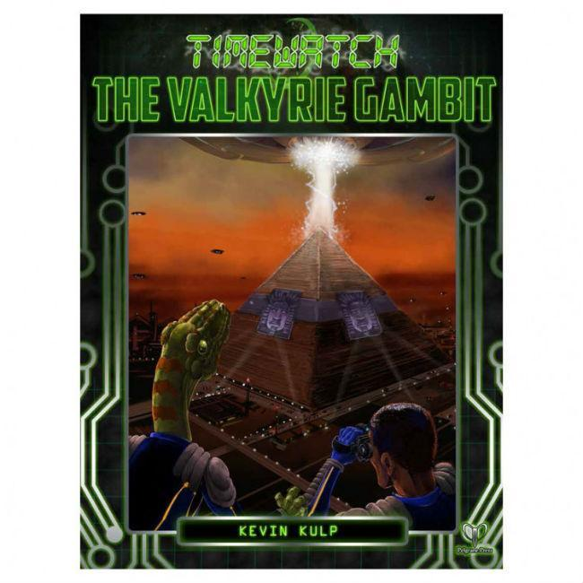 TimeWatch The Valkyrie Gambit