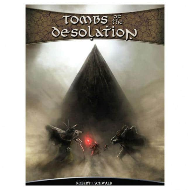 Tombs of the Desolation (SotDL)