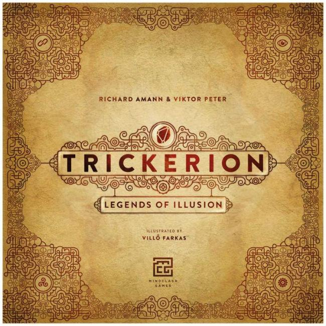 Trickerion: Legends of Illusion Board Game APE Games