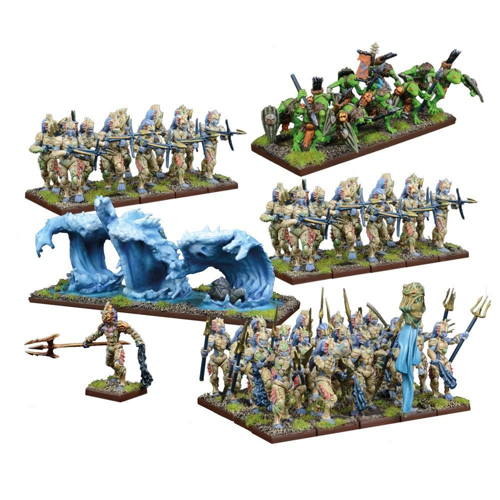 Trident Realm Thuul Regiment