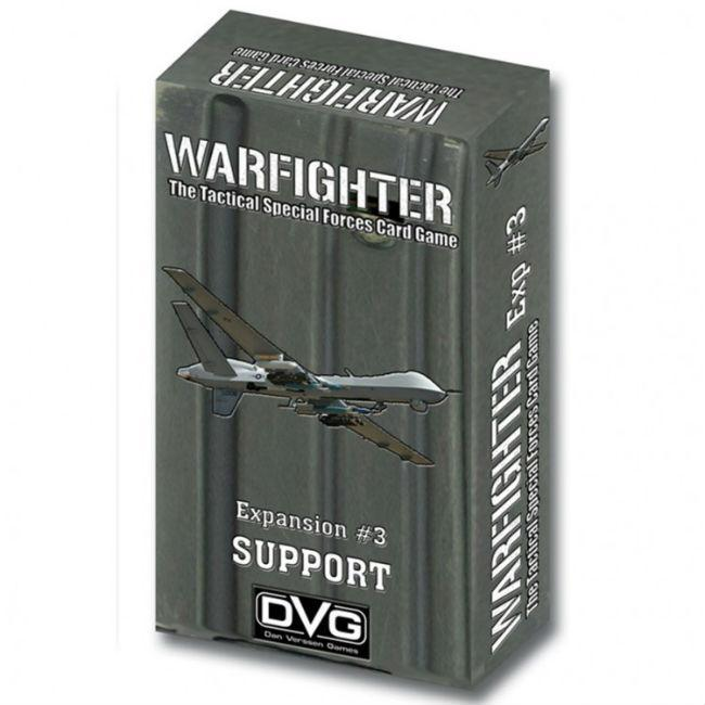 Warfighter Support Expansion 3