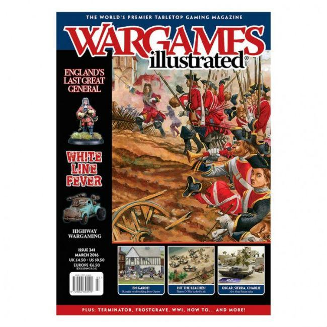 Wargames Illustrated Issue 341