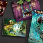 board game kickstarters