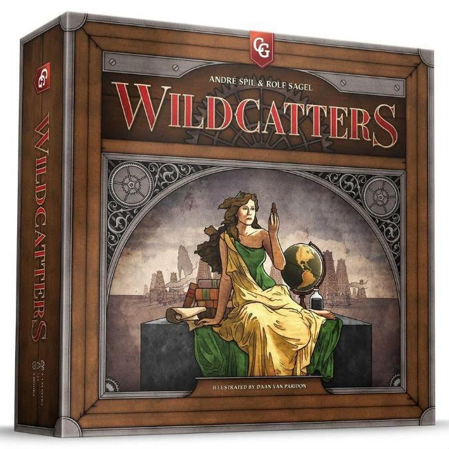 Wildcatters Game