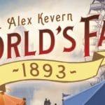 Worlds Fair 1983 Board Game