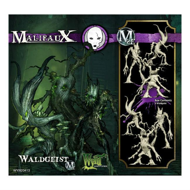 Wyrd: Malifaux Neverborn Waldgeist Miniatures
