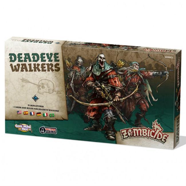 Zombicide: BP: Deadeye Walkers