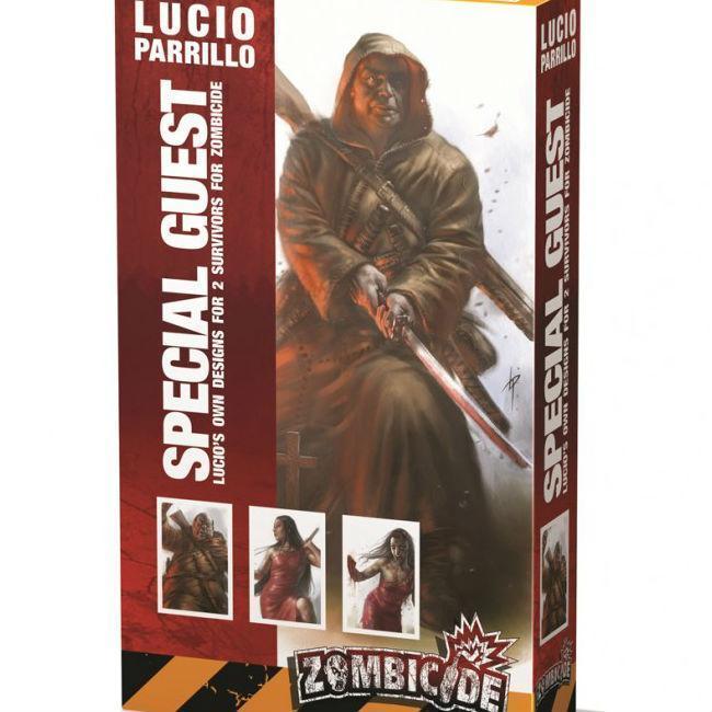 Zombicide Lucio Parrillo Board Games