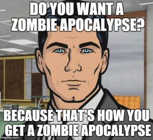 Beginner Board Games Zombie Meme