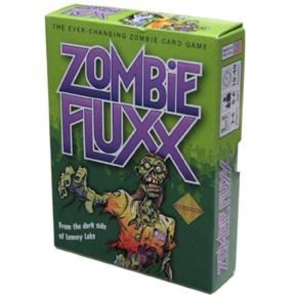 Zombie Fluxx Card Game