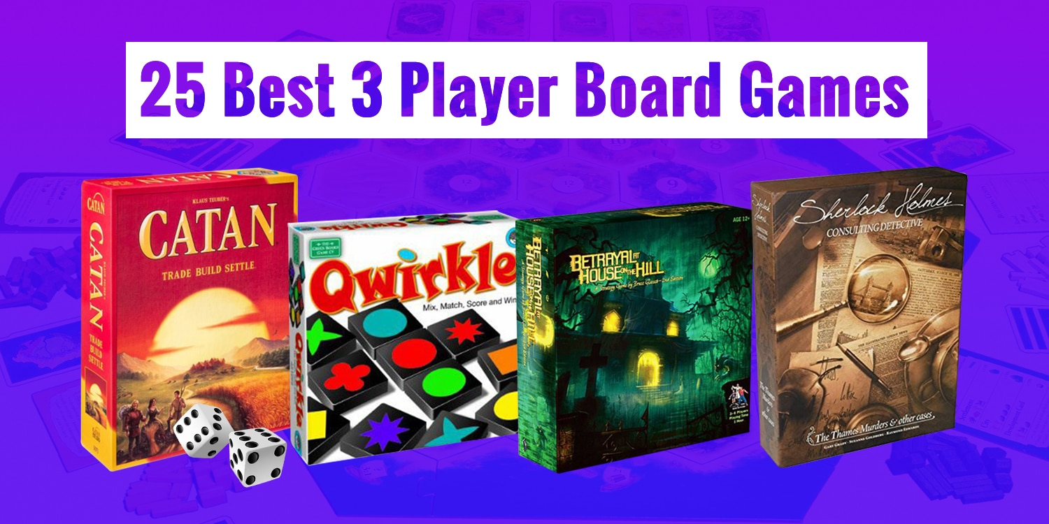 Best 3 Player Board Games