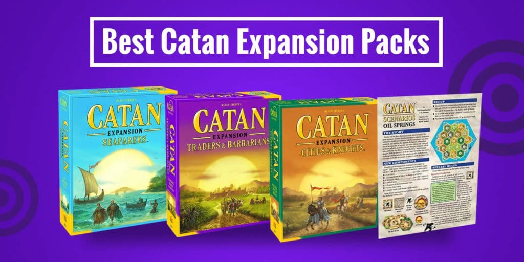 Best Catan Expansion Packs