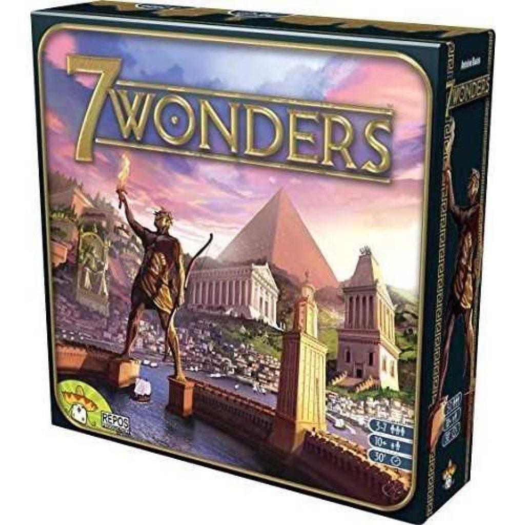 7 Wonders Similar to Catan