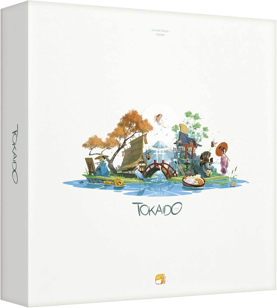 Tokaido in Tabletop Season 3
