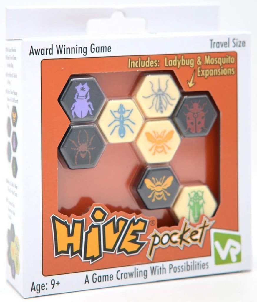 Hive Pocket Edition Small Travel Game