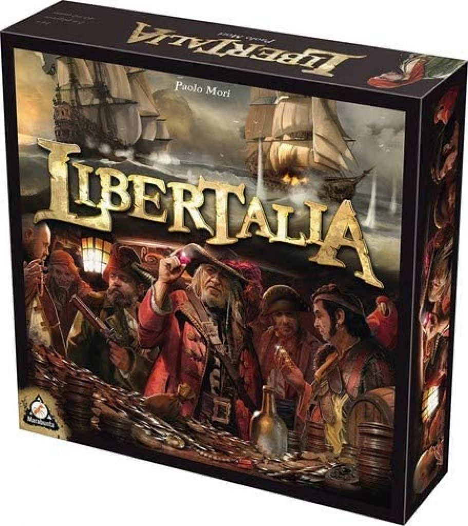 Libertalia Board Game in Tabletop Season 3