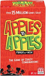 Apples to Apples Party Box Board Game