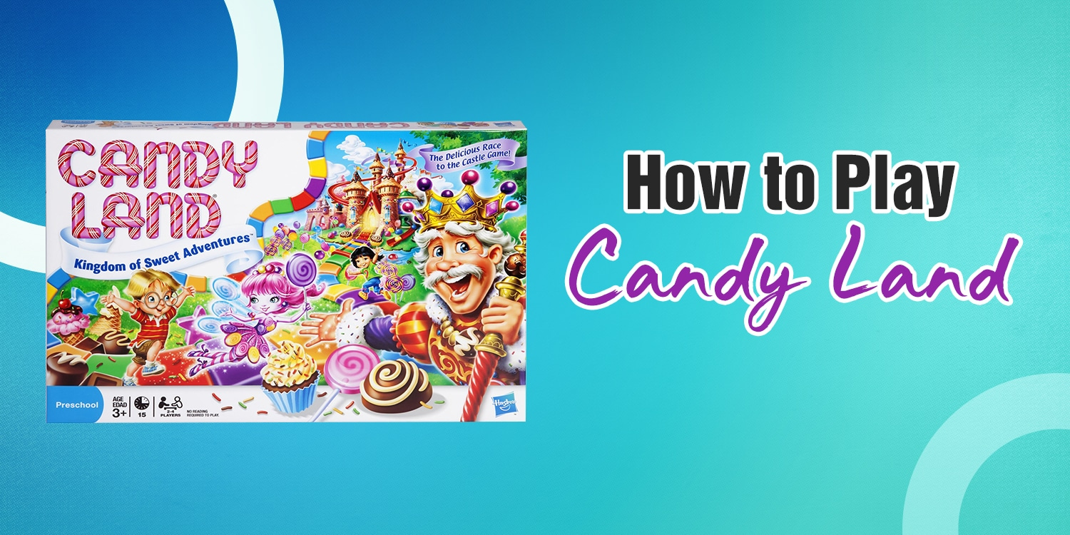 How to Play Candy Land by Hasbro