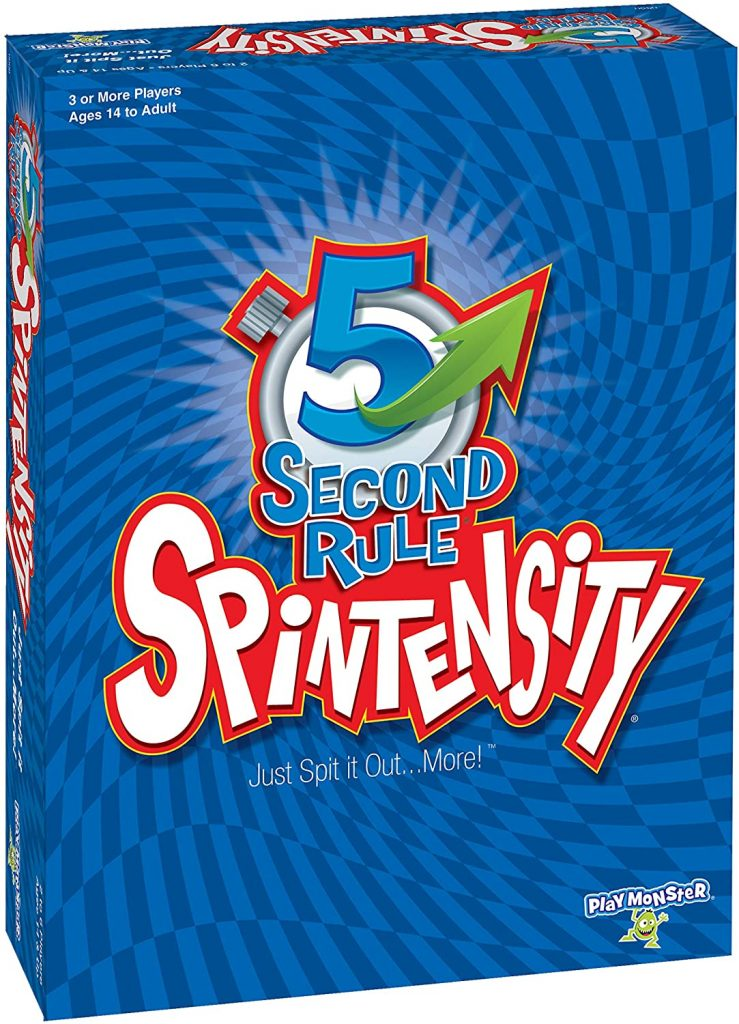 5 Second Rule Spintensity