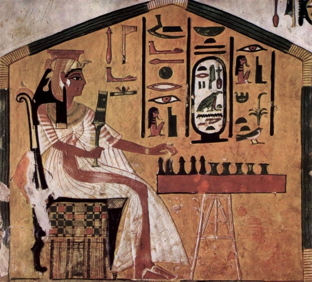 Ancient Egypt History of Board Games