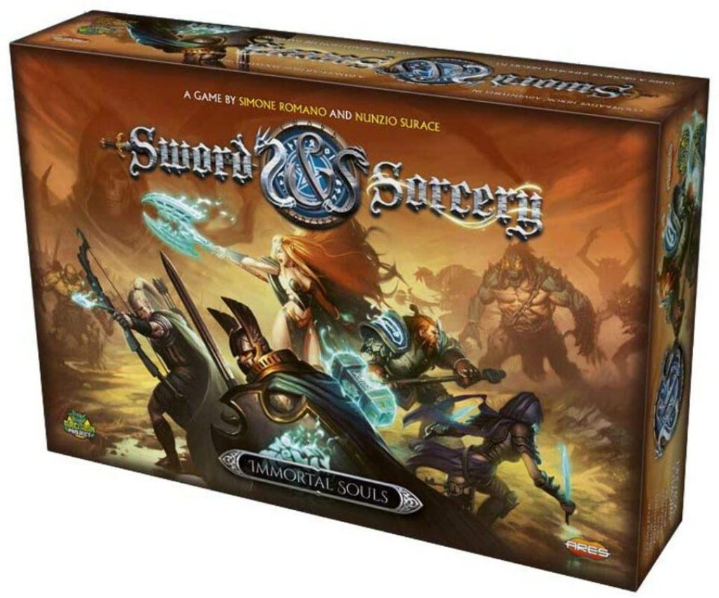 Sword and Sorcery Board Game