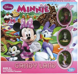 Candy Land Disney Minnie Mouse