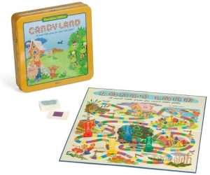 Candy Land Collectors Tin
