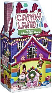 Candy Land Winter Adventures