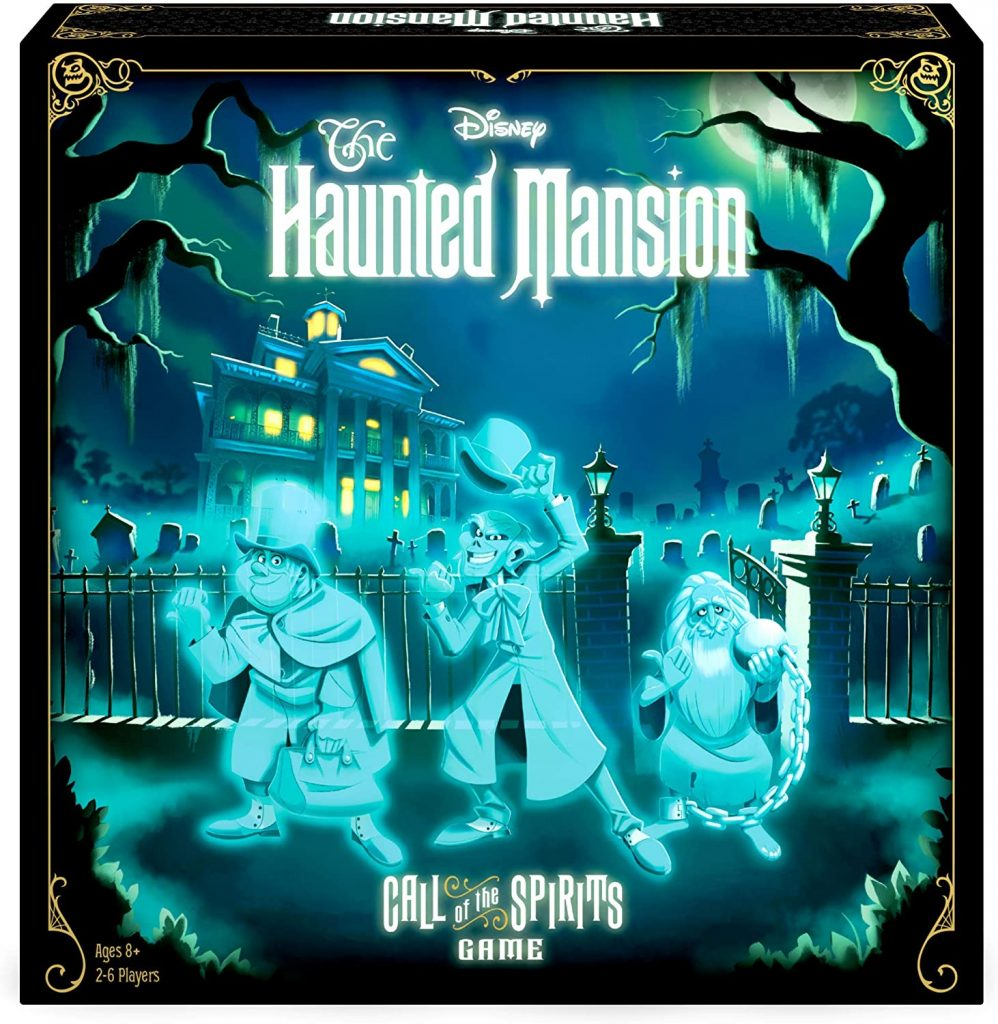 How to Play The Haunted Mansion Call of the Spirits