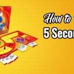 How to Play 5 Second Rule