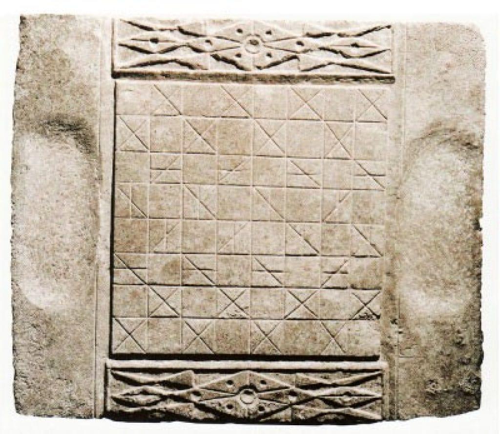ludus latrunculorum historical game