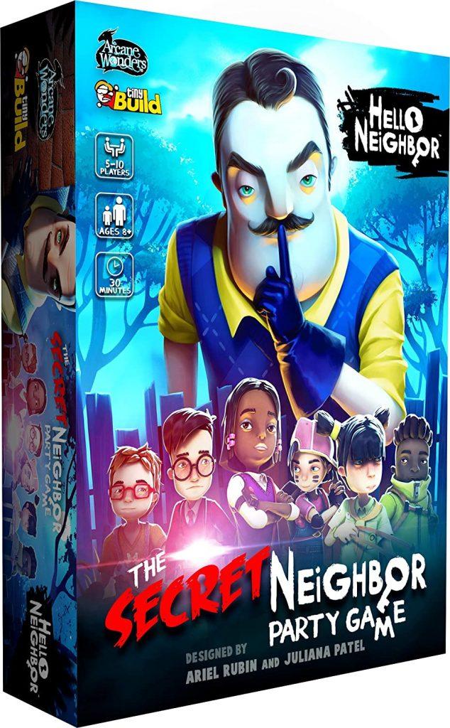Hello Neighbor Board Game